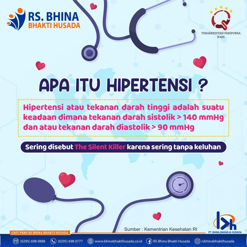 Apa itu hipertensi ?
