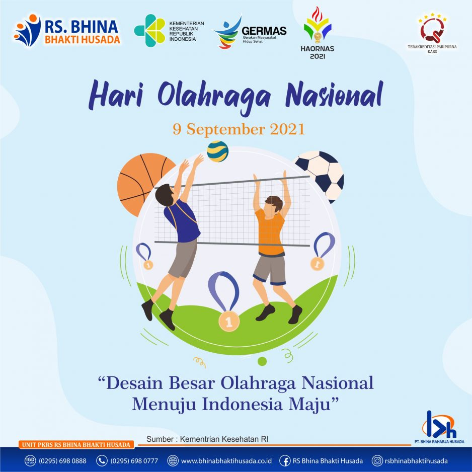Hari Olahraga Nasional 2021