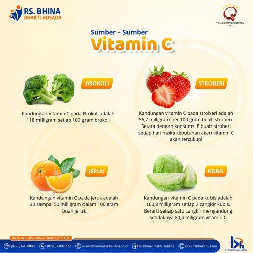 Sumber Vitamin C 2