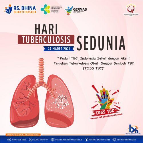 hari tuberculosis sedunia