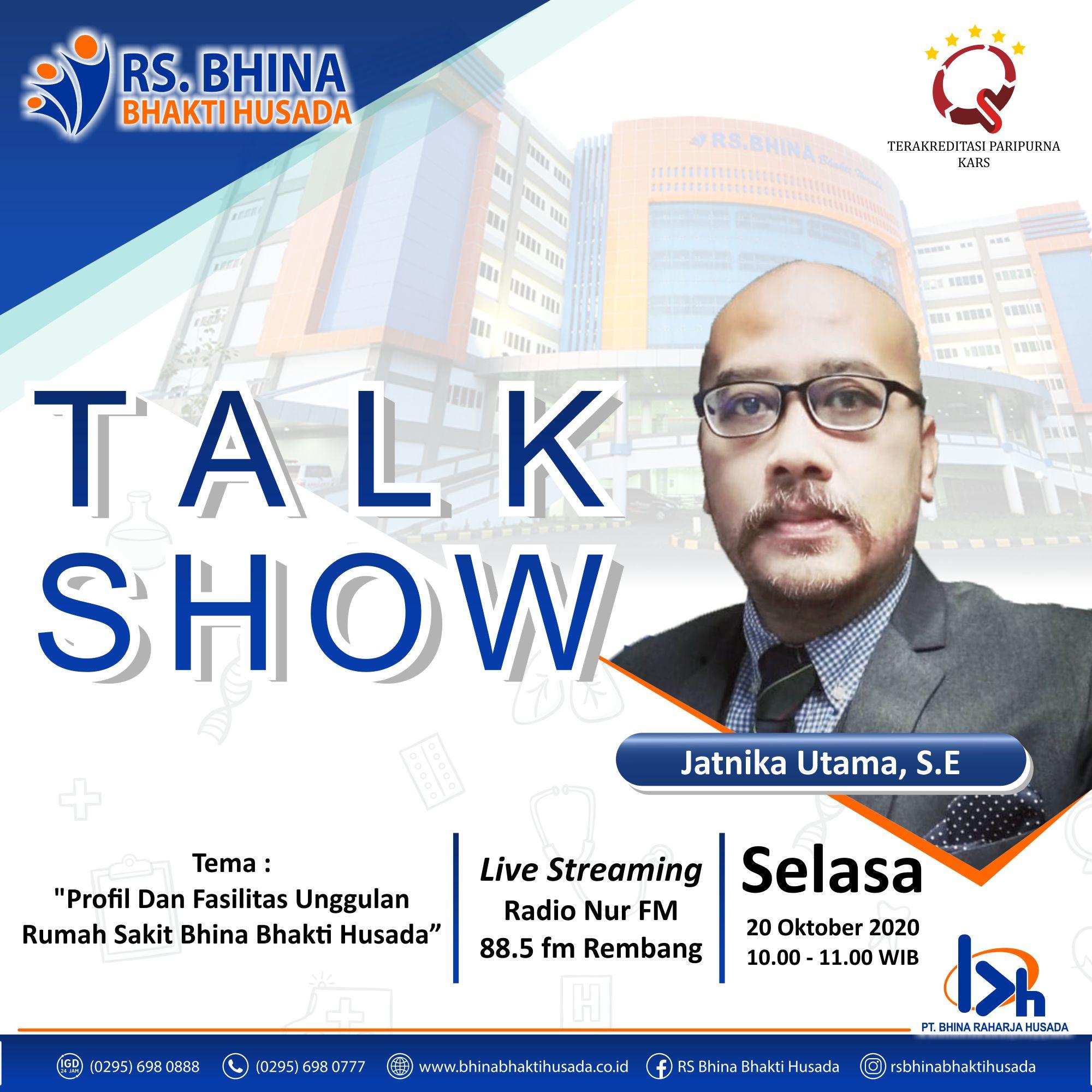 talk show p.niko