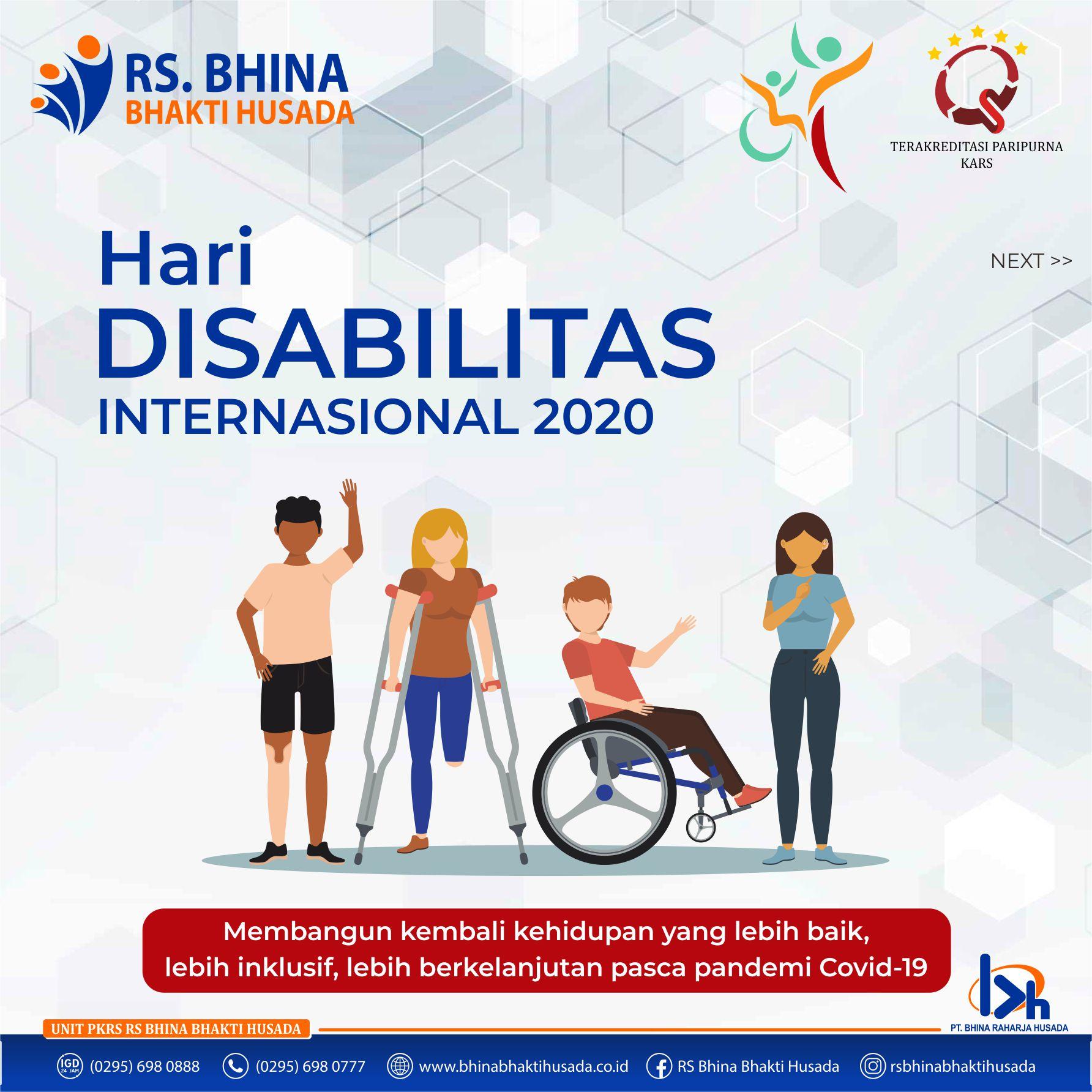 hari disabilitas 20201