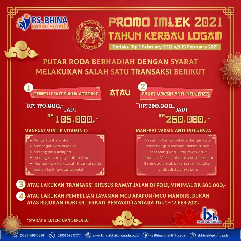 Promo Imlek 2021
