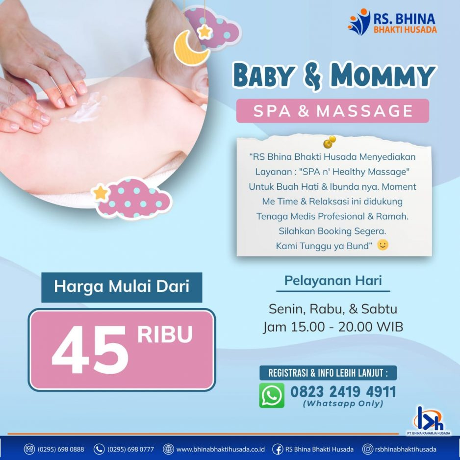 Baby & Mommy SPA & Message
