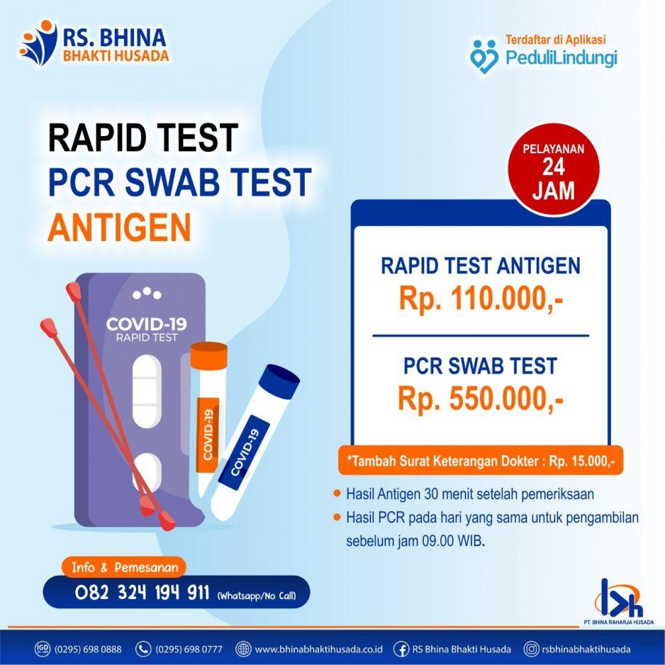 Rapid Test Antigen